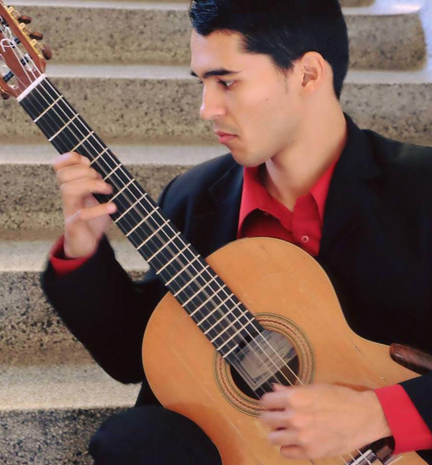 daniel ramjattan toronto guitar school instructor classes lessons downtown