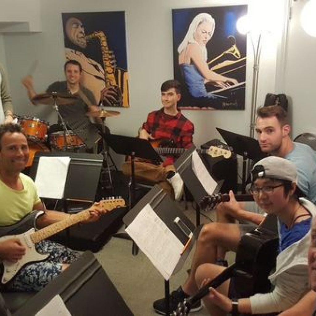 Music Theory Level 1, Course at Toronto Guitar School