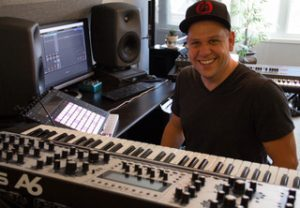 Morgan Pottruff - Recording, Mixing and Production Instructor using Ableton, Pro Tools, Logic, Cubase, Reason and Melodyne